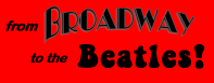 Broadway beatles red